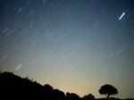 chuva de meteoros - Espanha