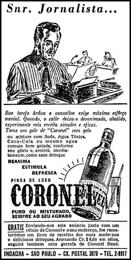 Conhaque Coronel