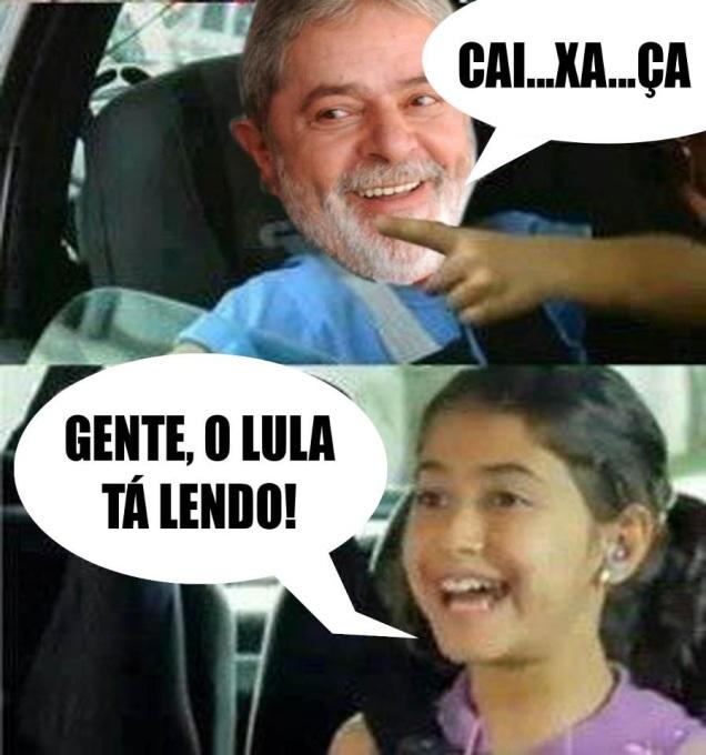 LULA LENDO
