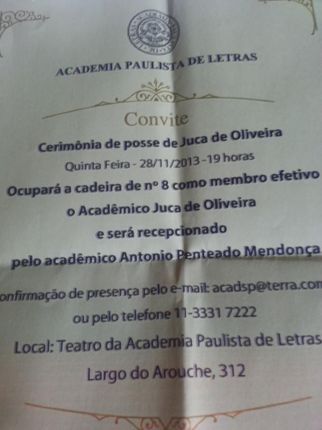 juca de oliveira-0 posse