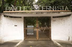 portaão museu modernista