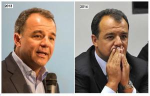 Cabral, antes e depois