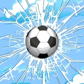 11650780-soccer-ball-and-a-crack-on-the-glass