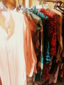 estampas especiais em chemises e vestidos