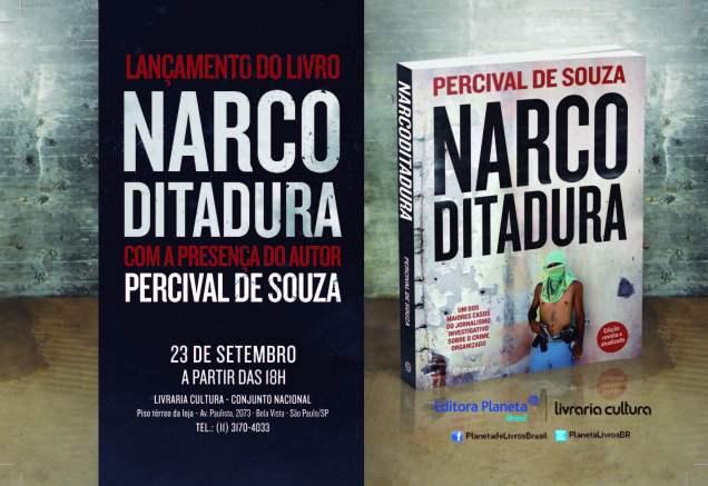 Convite - Narcoditadura