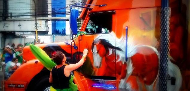 marli no caminhão3jpg