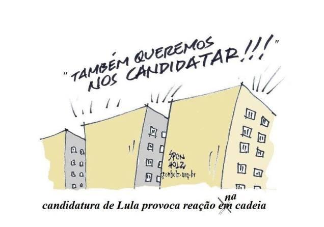 Lula candidato